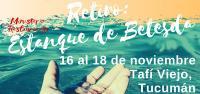 Retiro: Estanque de Betesda | Tucumán